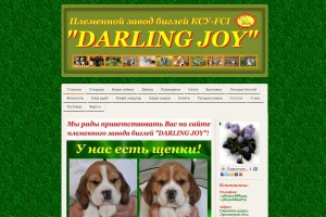 darling joy