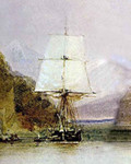 Корабль, на котором Ч.Дарвин отправился в кругосветное путешествие в 1831 году, назывался «Бигль»