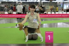 9 июля 2011, WorldDogShow, Париж